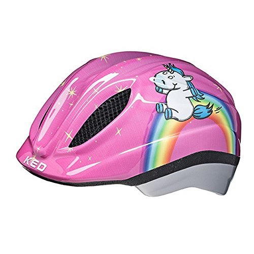 KED Meggy 2 Trend Fahrradhelm Farbe Unicorn, Größe S/M