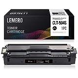 LEMERO Kompatibel CLT-K504S K504S Toner für Samsung CLX-4195 CLX-4195N CLX-4195FN CLX-4195FW CLP-415 CLP-415N CLP-415NW CLP-470 CLP-475 CLX-4170 Xpress SL-C1810W SL-C1860FW, Schwarz