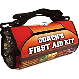 Be Smart Get Prepared 73-Piece Coach's and Team Sports First Aid Kit in Roll up Bag