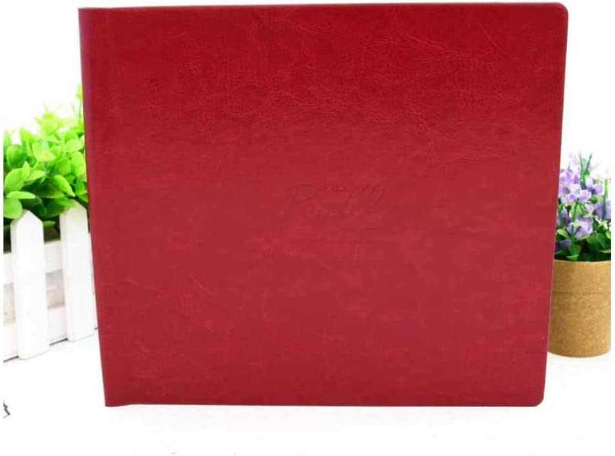 ZTMN Album Leather Thickening New Orleans Mall Photo Super intense SALE B Custom Traditional