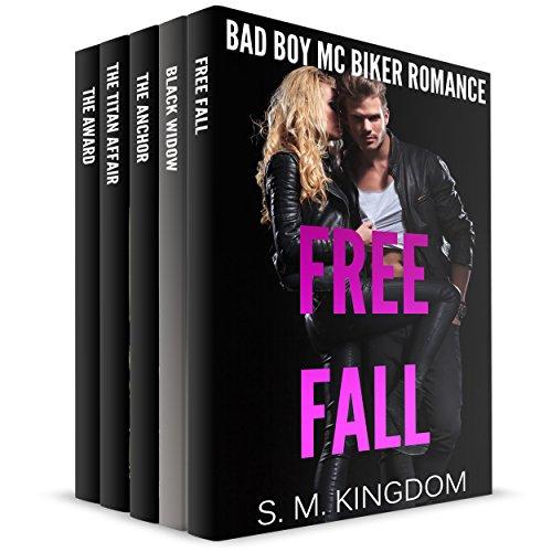 Romance: Free Fall Box Set 5-In-1 Book Bundles: Billionaire Bachelors Romance, Outlaw MC Biker Romance, College Football Sports Trilogies, Billionaire ... My Bad Boy Tonight Series) (English Edition)