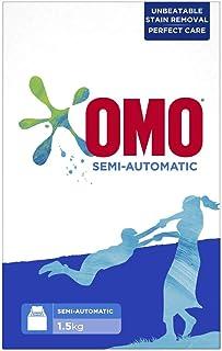 OMO Active Auto Laundry Detergent Powder, 1.5Kg