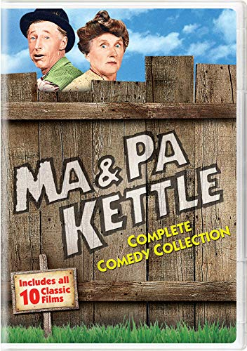 Ma & Pa Kettle Complete Comedy C...