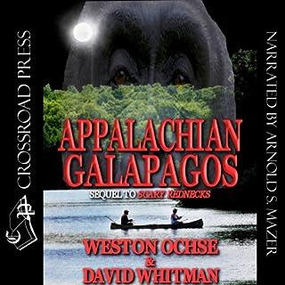 Appalachian Galapagos audiobook cover art