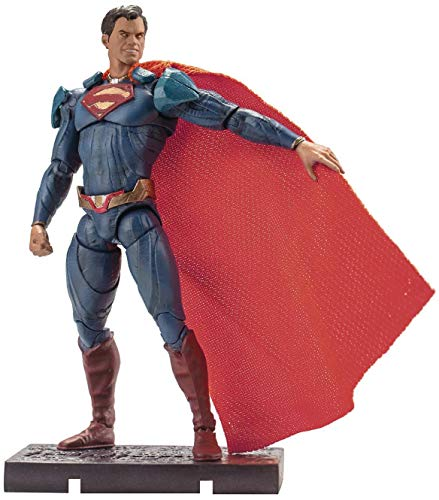 Hiya Toys Injustice 2: Superman 1:18 Scale 4 Inch Acton...
