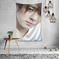 2021 平野紫耀(ひらの しょう、Hirano Sho) タペストリー ファッションの絶妙な印刷リビングルームの入り口寝室の背景壁の装飾カスタマイズされた壁掛け布 (152*102cm)