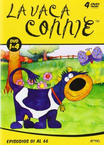 La Vaca Connie - Volumen 1 (Episodios 1 Al 66) [DVD]