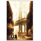 SWXXLY Poster Es war einmal in Amerika Klassischer Film