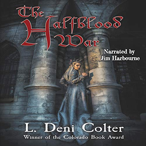 The Halfblood War cover art