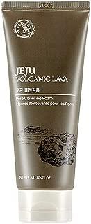 The Faceshop Jeju Volcanic Lava Cleansing Foam, 150ml