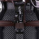 Alfombrillas De Coche Para Lexus IS 2000-2004(RHD), Cuero El Alfombra Auto Cobertura Completa Esteras Moqueta Antideslizantes Forro Coche Moquetas ProteccióN Accesorios