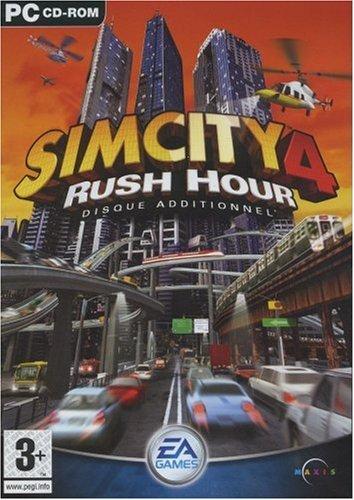 Preisvergleich Produktbild Simcity 4 - Rush Hour