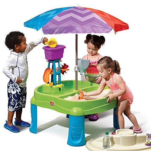 Step2 Splash & Scoop Bay with Umbrella