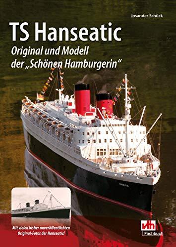"""TS Hanseatic: Original und Modell der """"Schönen Hamburgerin"""""""
