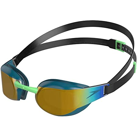 Speedo Adult Unisex Fastskin Elite Mirror Swimming Goggles