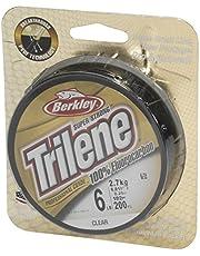Berkley Trilene 100% fluorocarbon ledare klar fiskelina