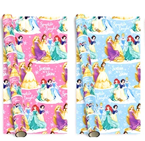 Anker 3m Wrapping Paper Disney Princess - XAGLW607