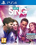 Let's Sing 2018 + 1 Mic - PlayStation 4