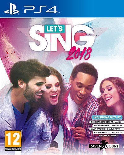 Giochi per Console Deep Silver Sw Ps4 1022050 Let's Sing 2018+Mic