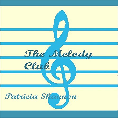 The Melody Club audiobook cover art