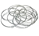 Andustrial Steel - 18/10 Stainless Steel Cheese and Cake Cutting Wires - 12 x 24' (12 Wires Only)