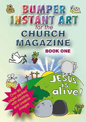 Bumper Instant Art for the Church Magazine Book 1