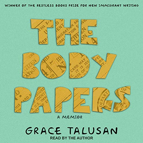 The Body Papers audiobook cover art