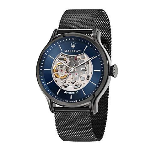 orologio cinetico MASERATI Orologio Analogico Automatico Uomo con Cinturino in Acciaio Inox R8823118006