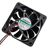 Fan Ventilateur 12V DC 0,27W 60x60x15mm 21,6m³/h 2200U/Min 21,6m³/h Sunon HA60151V41000UA99