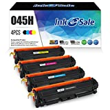 INK E-SALE Compatible Toner Cartridge Replacement for Canon 045H CRG 045 H High Yield K C M Y Color Toner Ink Set for Canon ImageClass MF634Cdw MF633Cdw MF632Cdw MF635Cx LBP612Cdw LBP613Cdw Printer