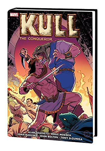 Kull the Conqueror: The Original Marvel Years Omnibus