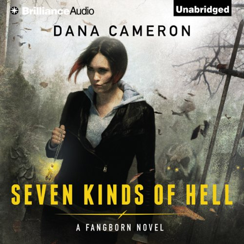 Seven Kinds of Hell audiobook cover art