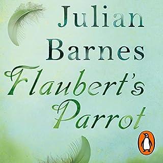 Couverture de Flaubert's Parrot