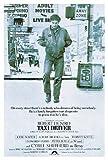 Taxi Driver Poster Robert de Niro