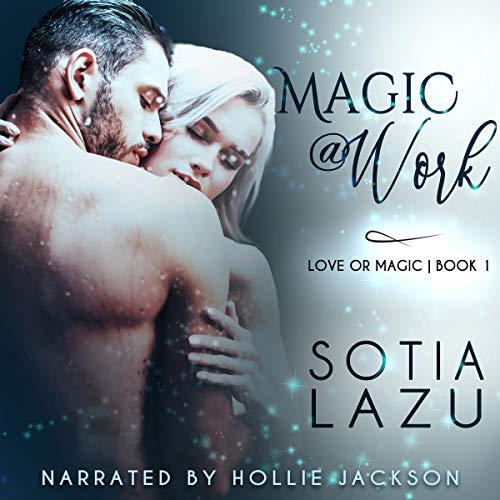 Magic at Work cover art