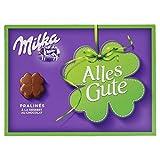 Milka Alles Gute, à la Dessert au Chocolat Pralinen, 110 g, 5er Pack (5 x 110 g)