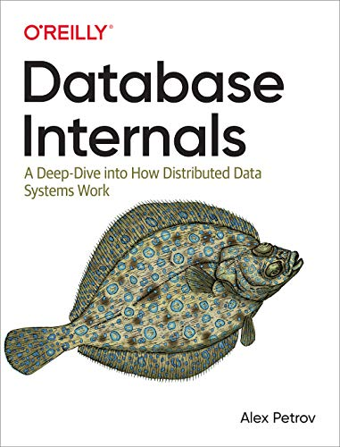 Database Internals: A deep-dive into how distributed data systems work