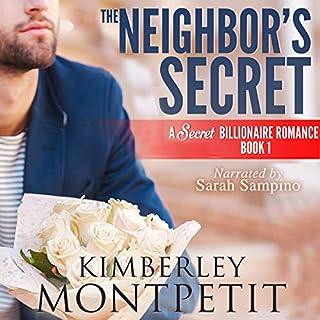 The Neighbor's Secret audiobook cover art