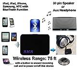 BMRMusicTechnology - A2DP - Récepteur audio Bluetooth 2-en-1 - adaptateur pour...