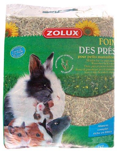 Zolux–heno desprès 75litros (2,5kg) para pequeños mammifères