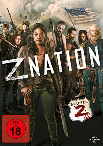 Z Nation - Staffel 2 [4 DVDs]