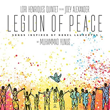 Legion of Peace: Songs Inspired by Laureates