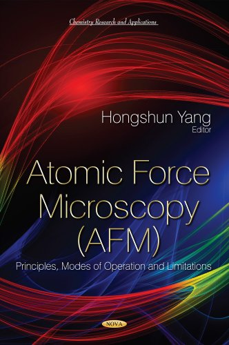 Atomic Force Microscopy Afm: Principles, Modes of Operation and Limitations (Chemistry Research and Application)