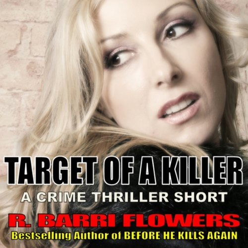 Target of a Killer audiobook cover art