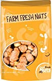 Toffee Peanuts (2 Lbs.) - Fresh Candy Coated Peanuts - Sweet & Super Crunchy - Small Batch Roasted - Makes a Delicious Everyday Snack - Farm Fresh Nuts Brand