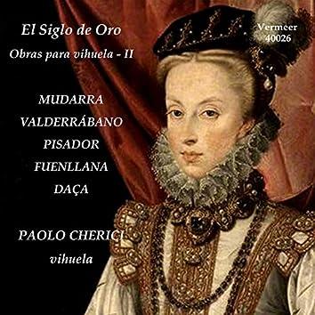 El siglo de oro musica per vihuela del rinascimento spagnolo, Vol. 2