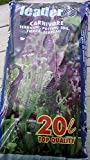 leader 20ltr terriccio piante carnivore, blu