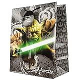 Característica de Star Wars Yoda-color de la imagen La gran bolsa de bolsa de regalo