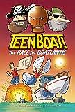 Teen Boat! The Race for Boatlantis