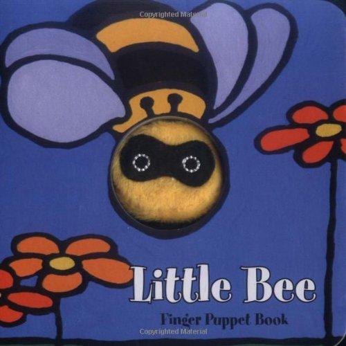 Little Bee: Finger Puppet Book (Little Finger Puppet Board Books) by Chronicle Books (2006-02-16)